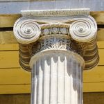 イオニア様式柱頭