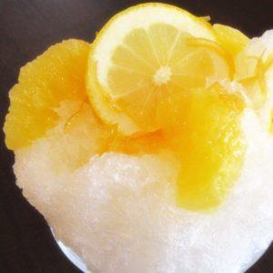 蒲郡かき氷