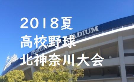 北神奈川高校野球