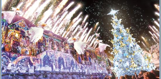 ユニバーサルワンダークリスマス
