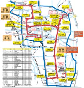 名古屋ウィメンズマラソンコース