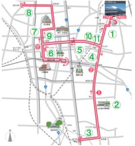 名古屋ウィメンズマラソンコ応援ポイント11
