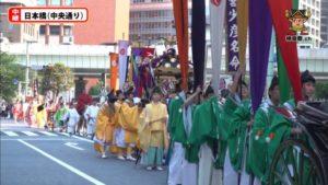 神田祭えびすさん